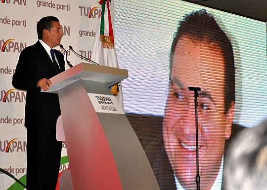 Tuxpan con Javier Duarte abraza la prosperidad: ASR
