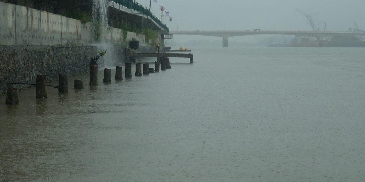 Septiembre y Octubre meses más lluviosos del año