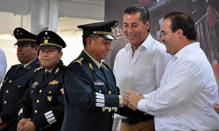 Gobierno Estatal y Municipal reconocen la patriótica participación de las Fuerzas Armadas de la Nación