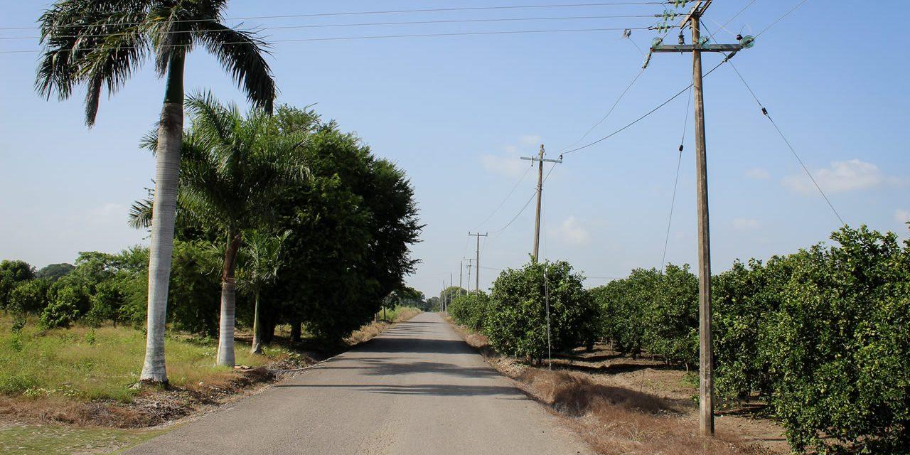 Ayuntamiento de Tuxpan, Amplió la Red Eléctrica en Frijolillo