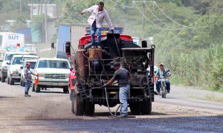 Supervisa Raúl Ruiz, Los Trabajos Del Libramiento