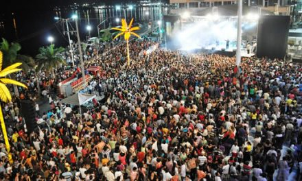 Mas de 20 mil personas en el Festival de Salsa 2011