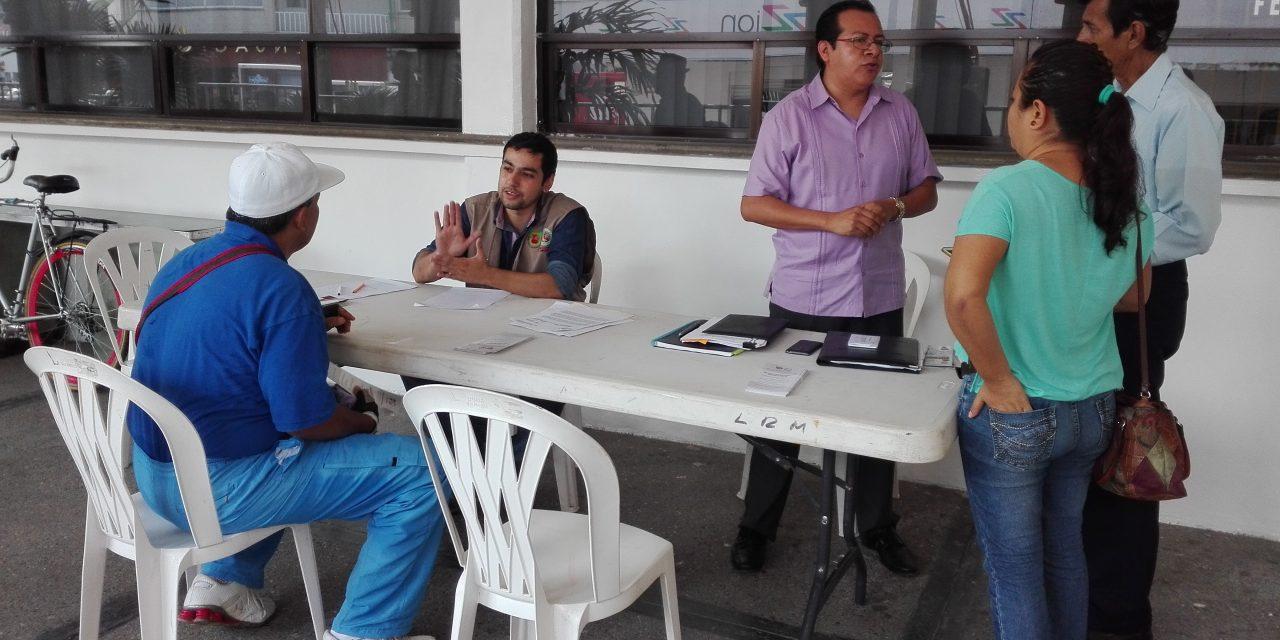 Cobros excesivos de agua, principal denuncia de Tuxpeños ante Tribunal de lo Contencioso