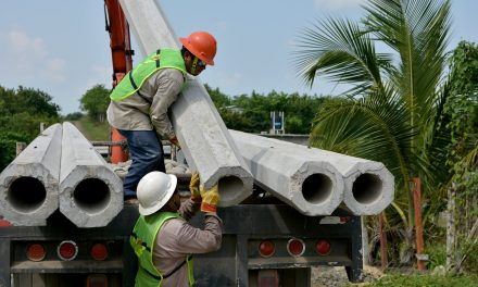Avanzan Ampliaciones de Red Eléctrica en Tuxpan