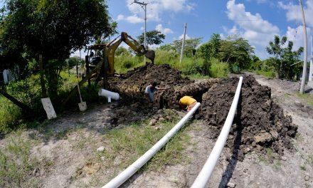 Ayuntamiento de Tuxpan Amplía Red de Agua en Los Manguitos