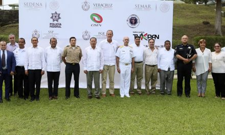 Se reúne Flavino Ríos con alcaldes del norte de Veracruz