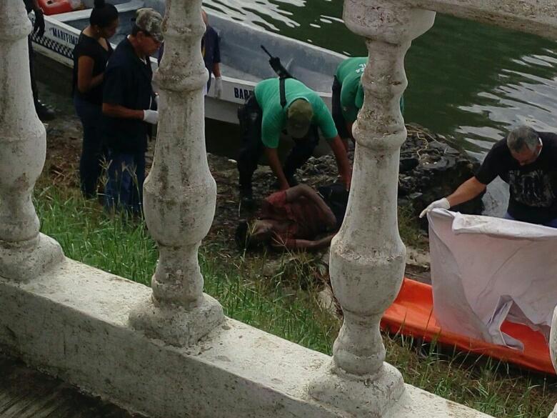 Realizán dos macabros hallazgos en el rio Tuxpan