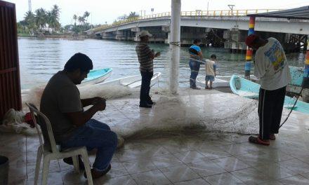 Al fin pescadores recibirán el PET