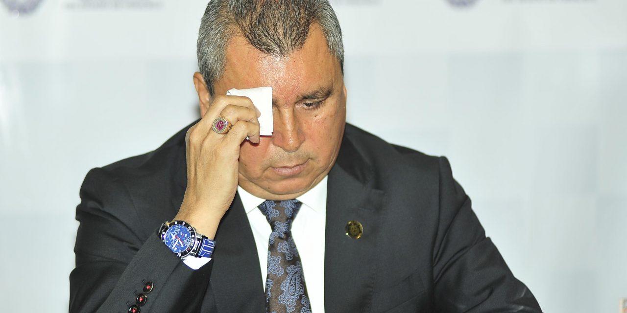García Guzmán, contralor de la corrupción