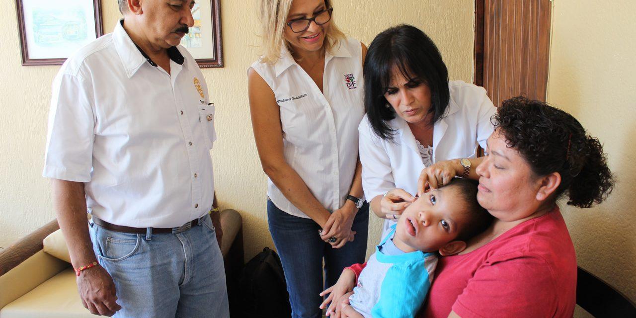 DIF Tuxpan atiende a más de 20 mil personas en el rubro de la salud