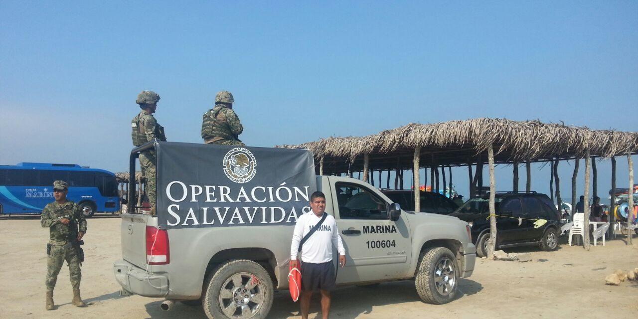 SEMAR pone en marcha operativo salvavidas «Invierno 2016»