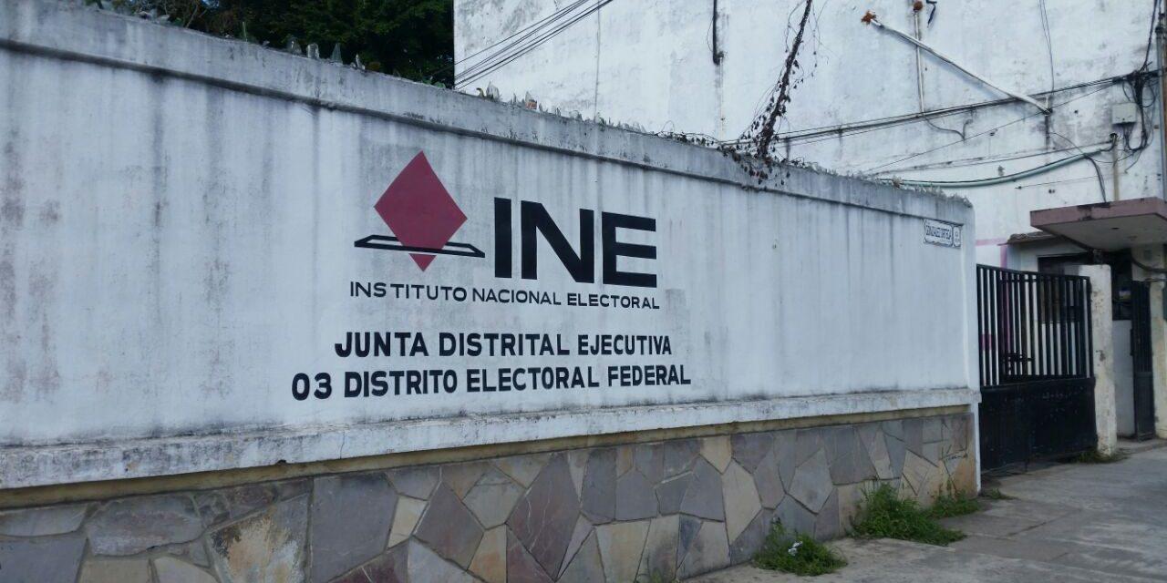 INE actualiza padrón y lista nominal