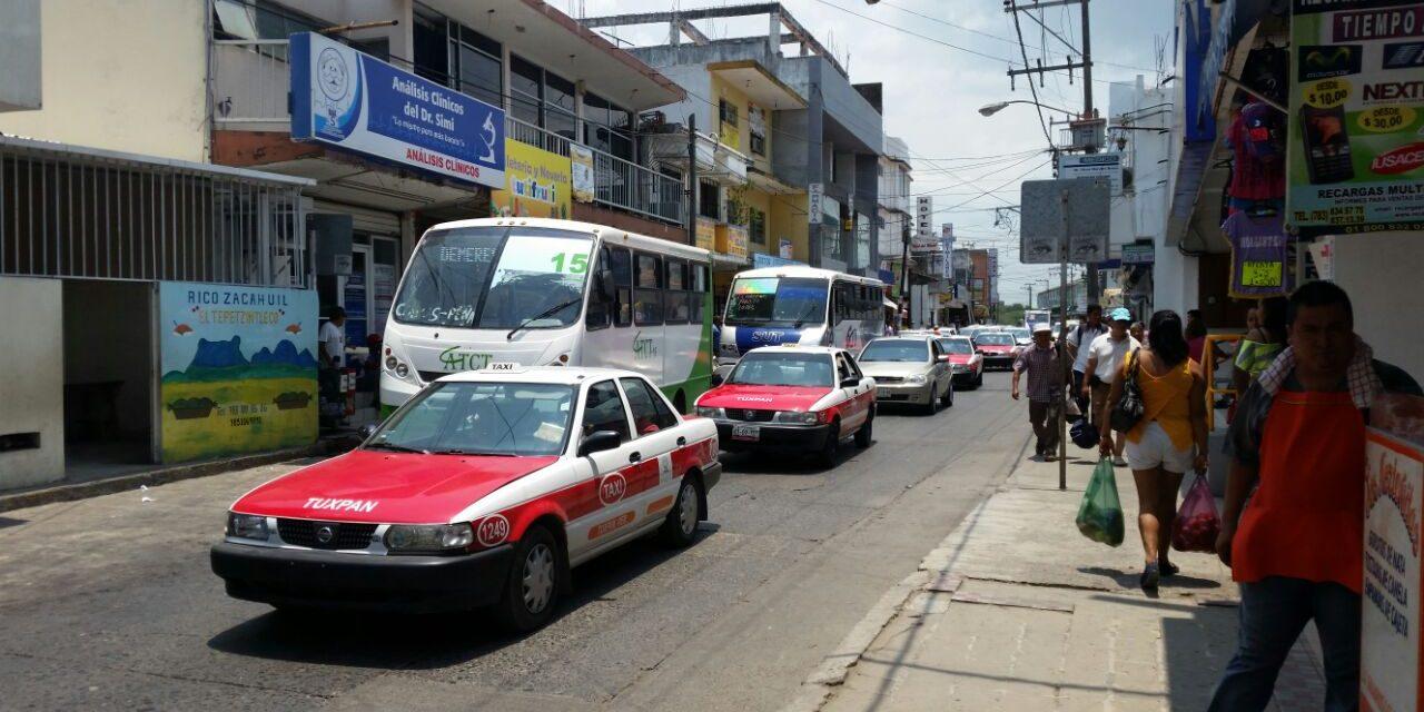 Exigen depuración del Transporte Público