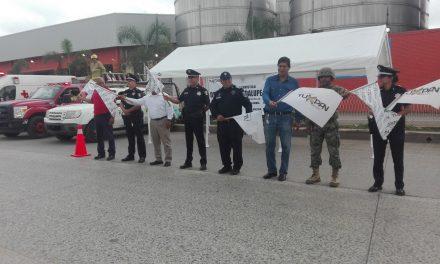 Arranca operativo «Guadalupe-Reyes» en Tuxpan