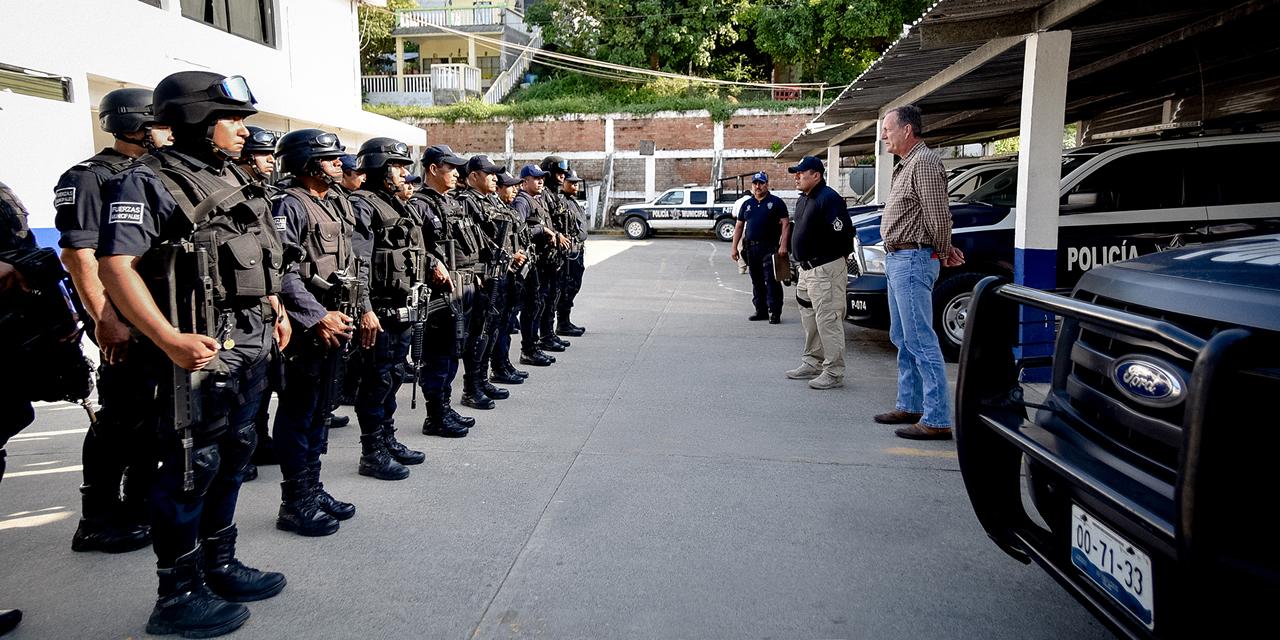 Intensifican Estrategias de Seguridad en Tuxpan