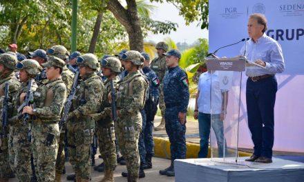 El Grupo de Coordinación Veracruz puso en marcha el operativo de seguridad Tuxpan-Huasteca