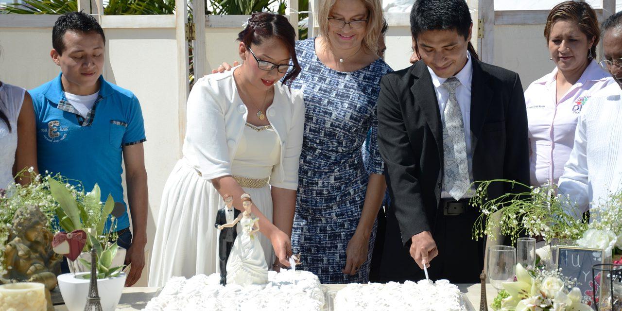Convoca DIF Tuxpan a la campaña de matrimonios colectivos 2017