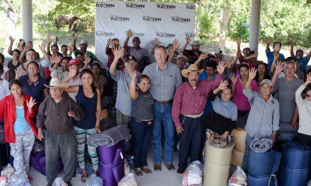 En Tuxpan Más Allá de la Obra Pública, se Impulsa el Apoyo Social