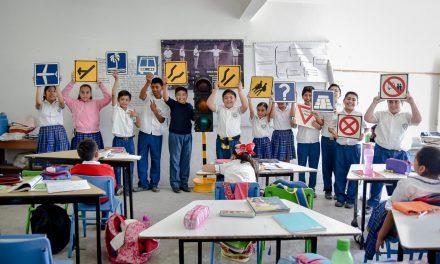 Gobierno Municipal Refuerza Educación Vial