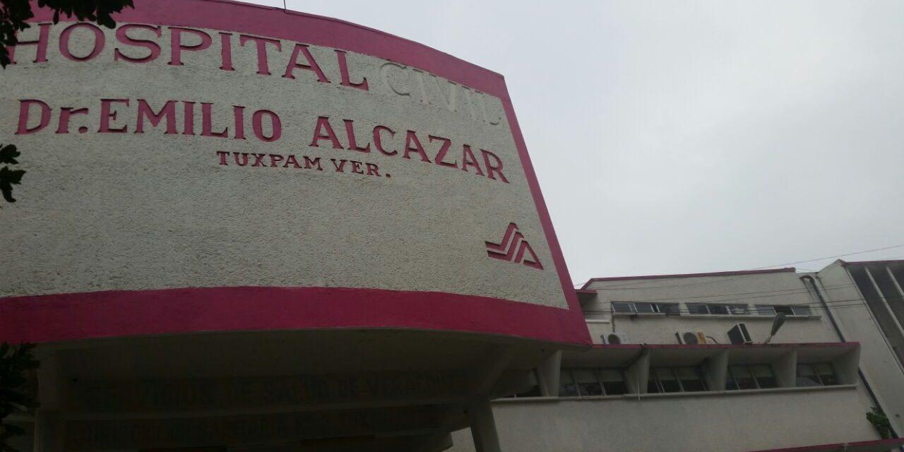 Hospital de Tuxpan dentro del programa estatal de rehabilitación