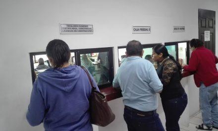 Tuxpeños han respondido favorablemente a pago del Impuesto Predial