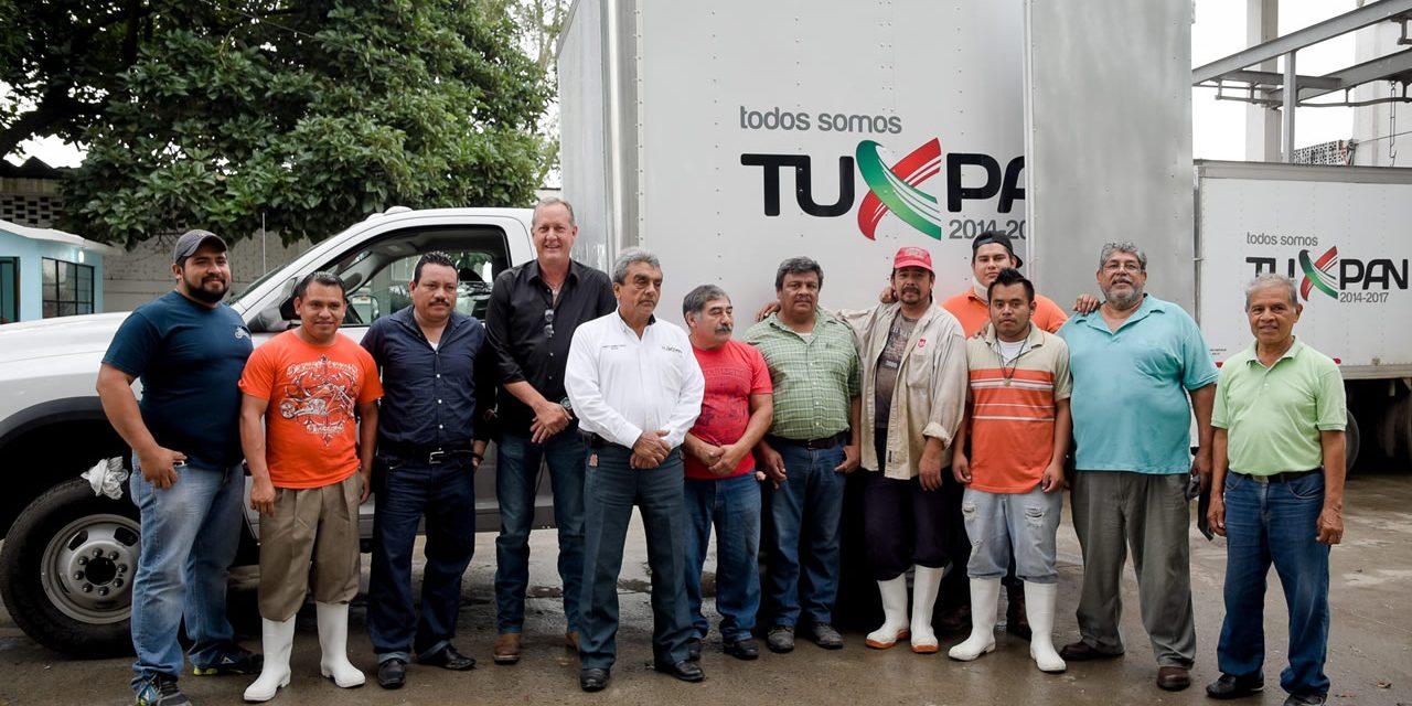 Ayuntamiento de Tuxpan Fortalece Operatividad del Rastro