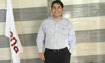 LUIS MONCADA DECLARA SU INTENCIÓN DE SER ALCALDE POR MORENA