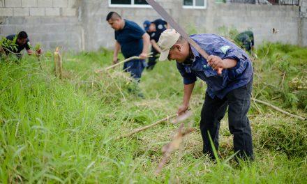 Dependencias Municipales Aterrizan Programa de Labor Social en Campo Real