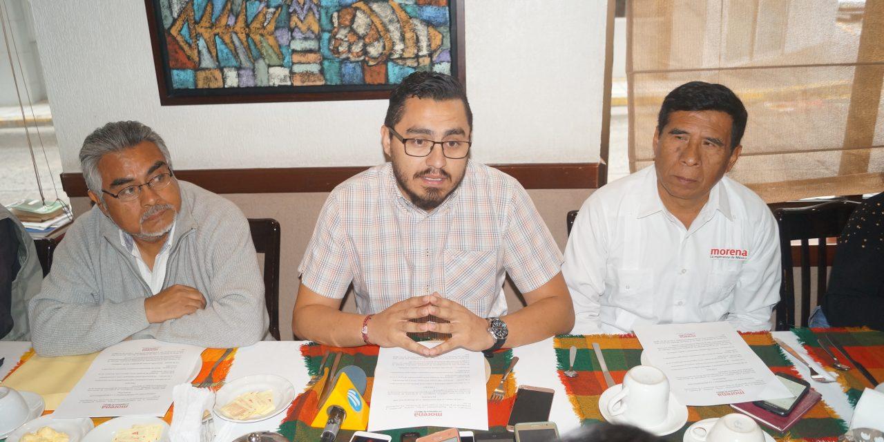 MAYL tiene «guardado» a Javier Duarte de Ochoa y lo utilizará  como estrategia para ganar próximas elecciones