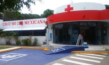 Cruz Roja Tuxpan en espera de Colecta Anual