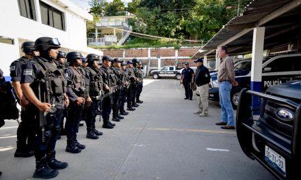 La Seguridad de Tuxpan es Prioridad Para el Gobierno Municipal