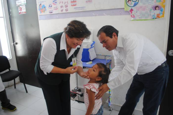Completarán esquemas básicos de Vacunación