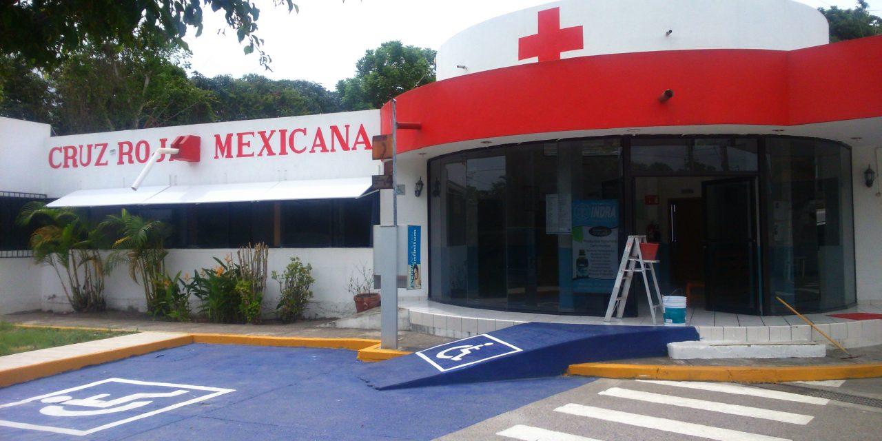 Adeudan 690 mil pesos a la Cruz Roja delegación Tuxpan