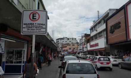 Usuarios deberan respetar área de estacionamiento