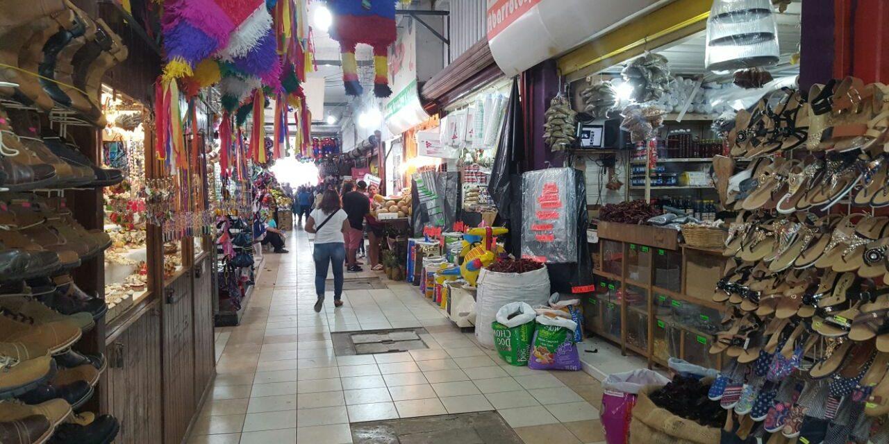 Por concluir rehabilitación del Mercado Municipal