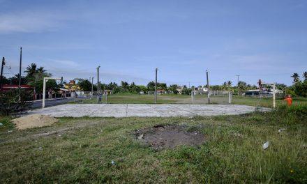 Analiza Ayuntamiento de Tuxpan y SUTERM 55, Rescate de Espacios en 3 Colonias del Municipio