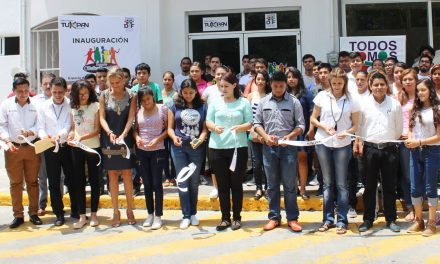 DIF Tuxpan abre un espacio de atención psicosocial para jóvenes