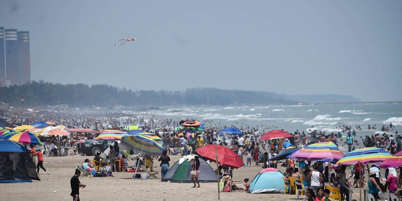 Más de 350 mil Visitantes en las Playas de Tuxpan