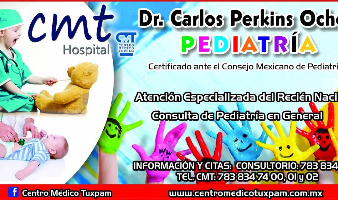 Dr. Carlos Perkins Ochoa