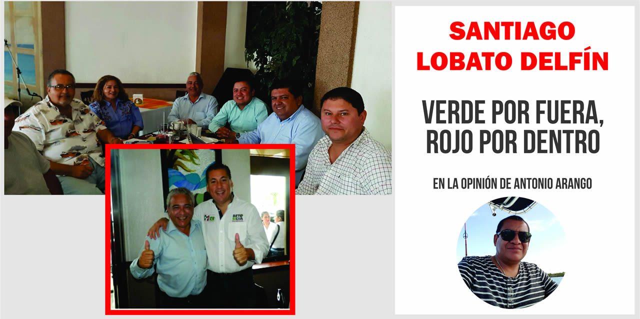 Santiago Lobato Delfín Alias «LA SANDIA»