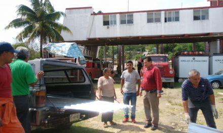 Apoya gobierno municipal a personas afectadas por fenómeno