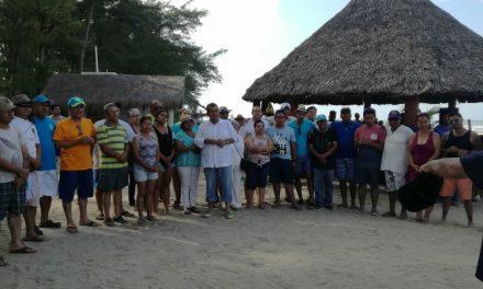 SIN PRECEDENTES PARA TUXPAN, CIERRA CAMPAÑA ESTEBAN SALAS JUÁREZ EN PLAYA DE GALINDO