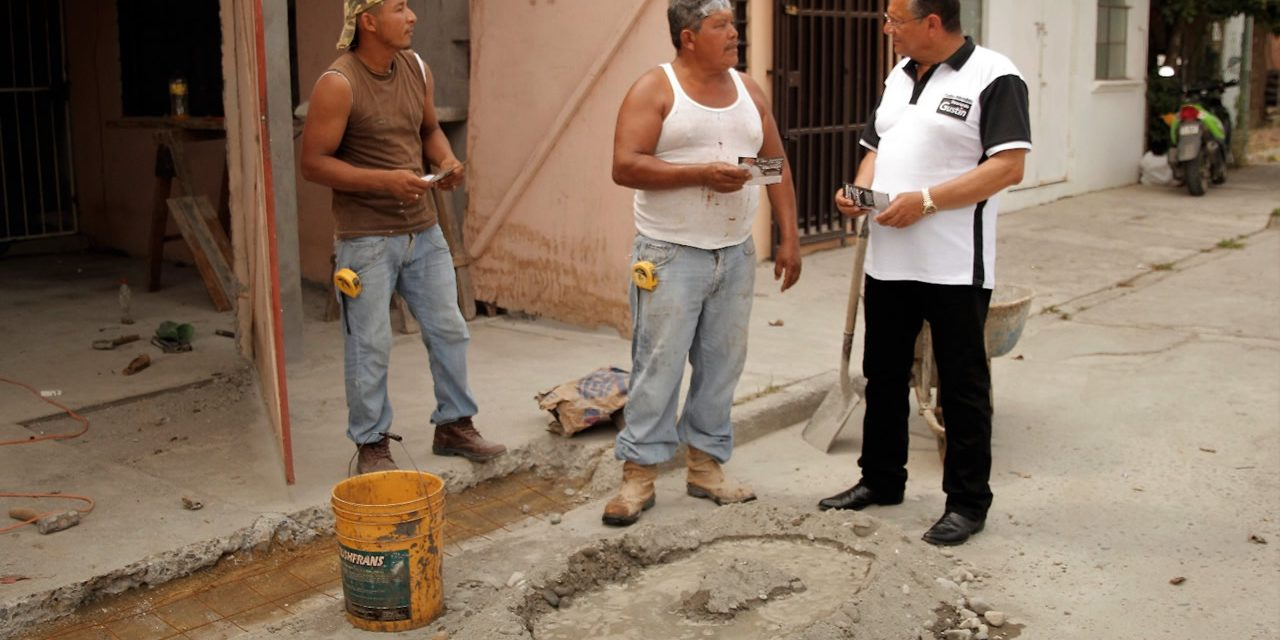 Recuperaremos vialidades y espacios recreativos: Everardo Gustin