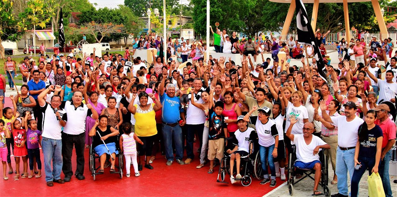 Santiago de la Peña quiere ser independiente con Everardo Gustin