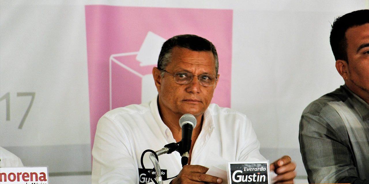 Con firmeza y seguridad, Everardo Gustin gana debate