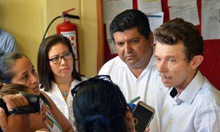Todos los esfuerzos al hospital regional: Toño Aguilar