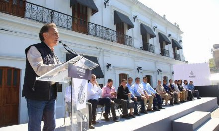 Buenas Noticias para Tuxpan: Miguel Ángel Yunes Linares