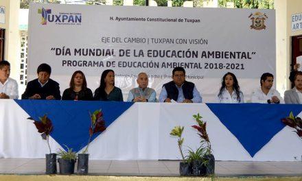 En marcha programa de educación ambiental