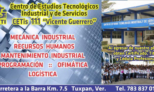 Cetis 111 Vicente Guerrero