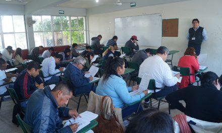 Aplican INE exámenes a aspirantes a supervisores y capacitadores asistentes electorales